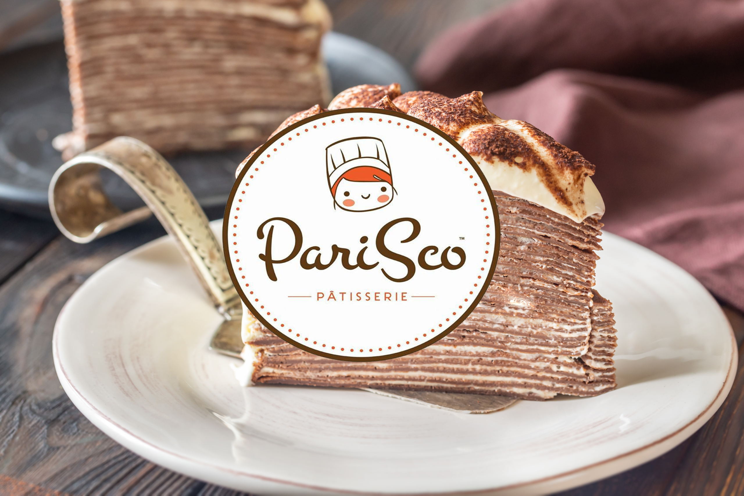 PariSco Bakes Their Passion For Food
